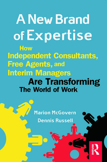 A New Brand of Expertise book cover