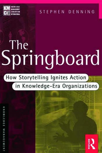 The Springboard book cover