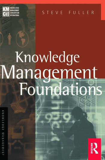 Knowledge Management Foundations book cover