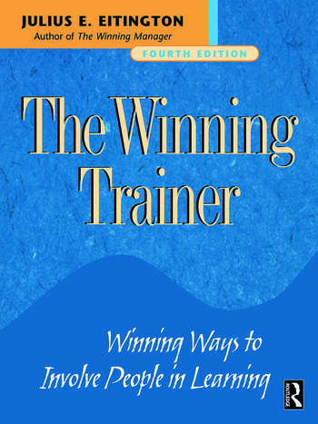The Winning Trainer book cover
