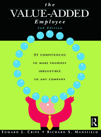 The Value-Added Employee book cover