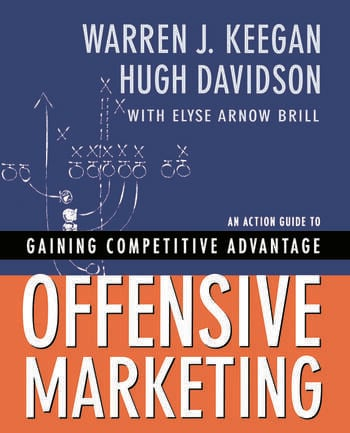 Offensive Marketing book cover