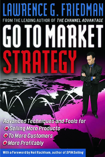 Go To Market Strategy book cover