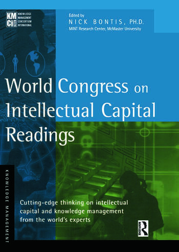 World Congress on Intellectual Capital Readings book cover