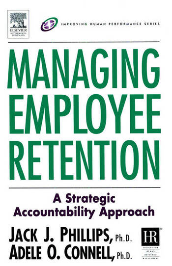 Managing Employee Retention book cover