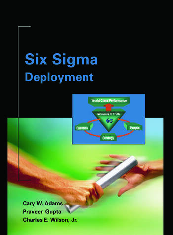Six Sigma Deployment book cover