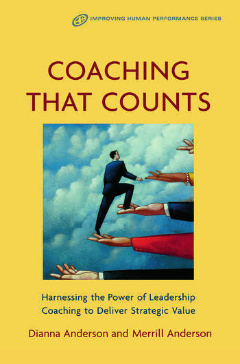 Coaching that Counts book cover