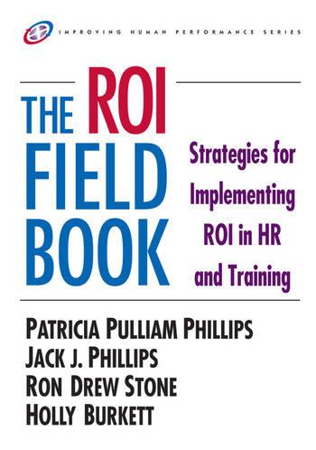 The ROI Fieldbook book cover