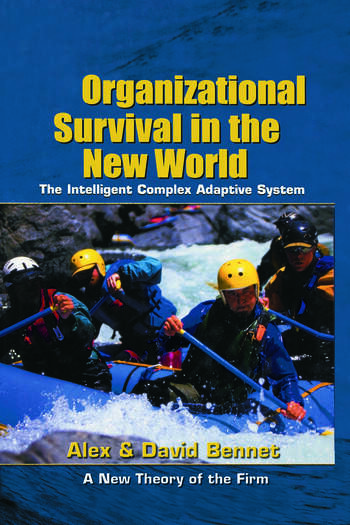 Organizational Survival in the New World book cover