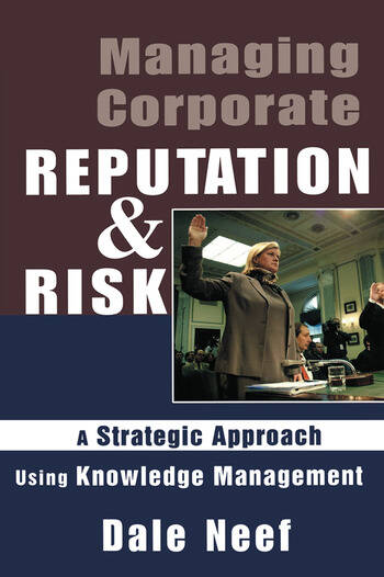 Managing Corporate Reputation and Risk book cover