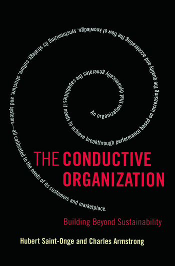 The Conductive Organization book cover