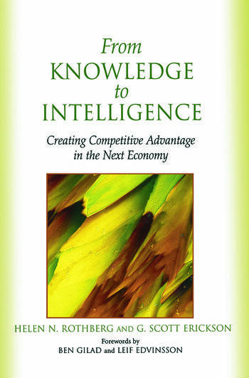 From Knowledge to Intelligence book cover