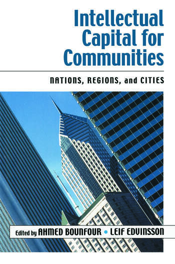 Intellectual Capital for Communities book cover