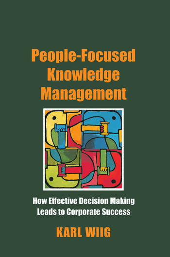 People-Focused Knowledge Management book cover