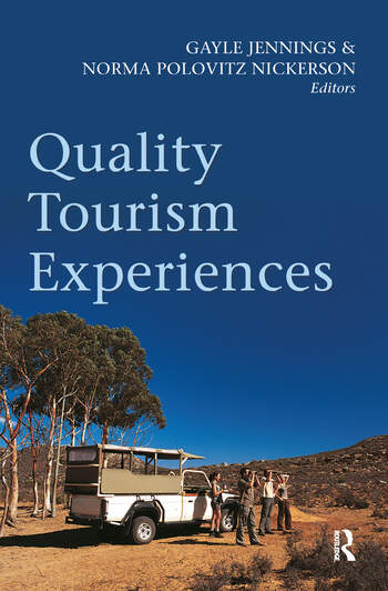 Quality Tourism Experiences book cover