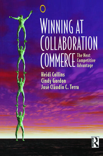 Winning at Collaboration Commerce book cover