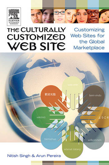 The Culturally Customized Web Site book cover