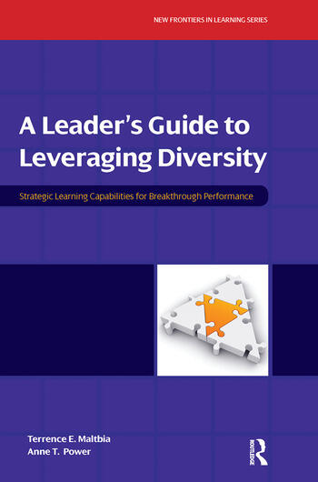 A Leader's Guide to Leveraging Diversity book cover