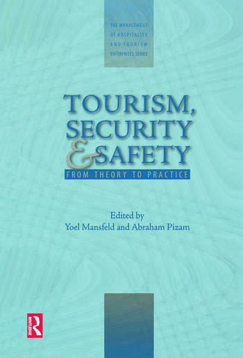 Tourism, Security and Safety book cover