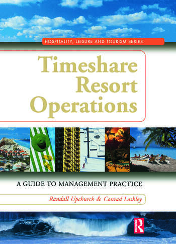 Timeshare Resort Operations book cover
