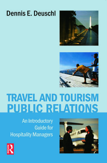 Travel and Tourism Public Relations book cover