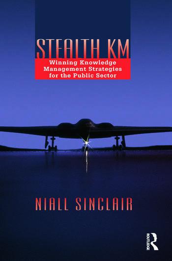 Stealth KM book cover