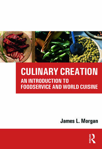 Culinary Creation book cover