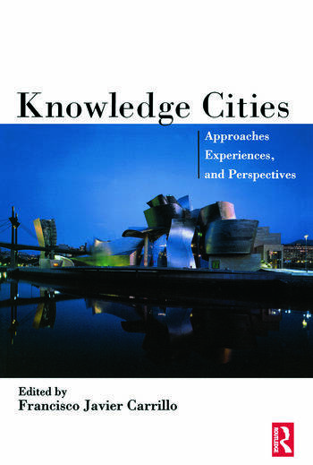 Knowledge Cities book cover
