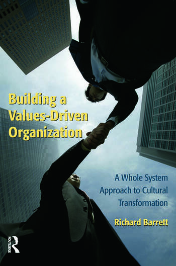 Building a Values-Driven Organization book cover