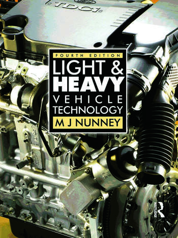 Light and Heavy Vehicle Technology, 4th ed book cover