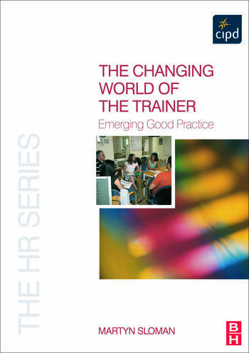 The Changing World of the Trainer book cover