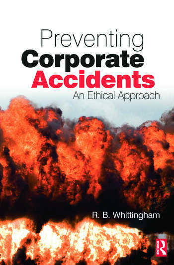 Preventing Corporate Accidents book cover