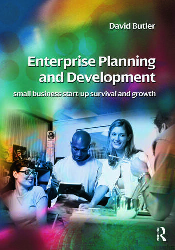 Enterprise Planning and Development book cover