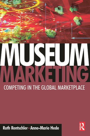 Museum Marketing book cover