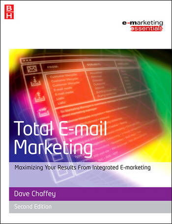 Total E-mail Marketing book cover