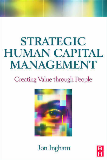 Strategic Human Capital Management book cover
