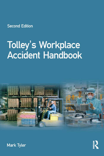 Tolley's Workplace Accident Handbook book cover