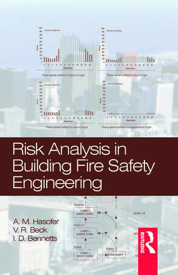 Risk Analysis in Building Fire Safety Engineering book cover
