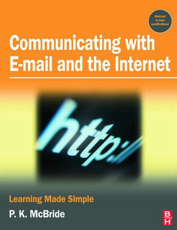 Communicating with Email and the Internet book cover