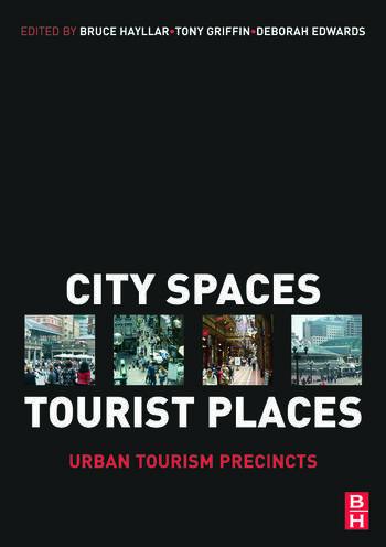 City Spaces - Tourist Places book cover