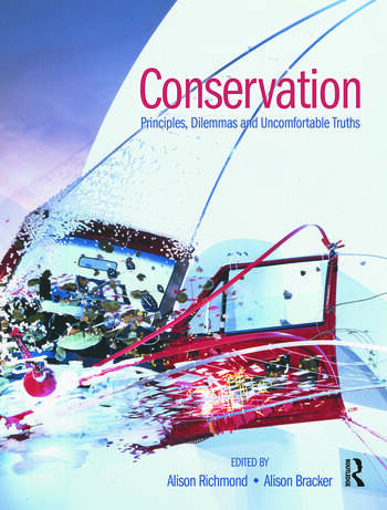 Conservation book cover