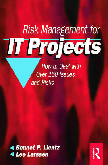 Risk Management for IT Projects book cover