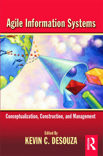 Agile Information Systems book cover