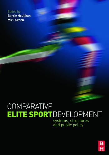 Comparative Elite Sport Development book cover