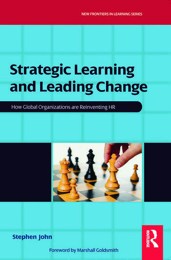 Strategic Learning and Leading Change book cover