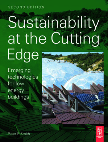 Sustainability at the Cutting Edge book cover