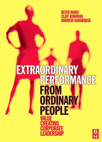 Extraordinary Performance from Ordinary People book cover
