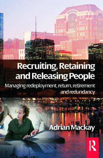 Recruiting, Retaining and Releasing People book cover