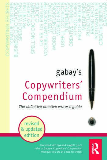 Gabay's Copywriters' Compendium book cover