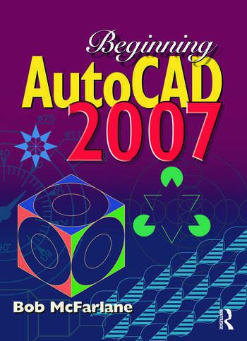 Beginning AutoCAD 2007 book cover